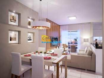 Apartamento, código 151887200 em Praia Grande, bairro Guilhermina
