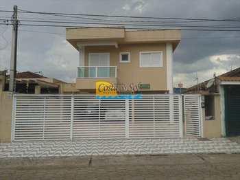 Sobrado de Condomínio, código 1456100 em Praia Grande, bairro Aviação