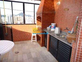 Apartamento, código 1382100 em Praia Grande, bairro Guilhermina