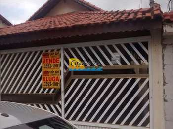 Casa, código 1248200 em Praia Grande, bairro Guilhermina