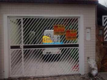 Casa, código 1111800 em Praia Grande, bairro Guilhermina