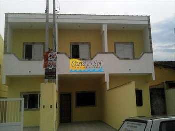 Sobrado, código 1109600 em Praia Grande, bairro Caiçara