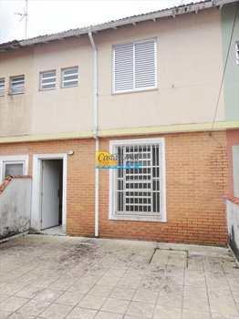 Sobrado, código 1058400 em Praia Grande, bairro Canto do Forte