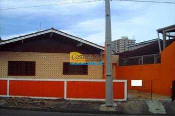 Casa, código 1002300 em Praia Grande, bairro Caiçara
