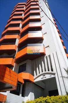 Apartamento, código 871800 em Praia Grande, bairro Aviação