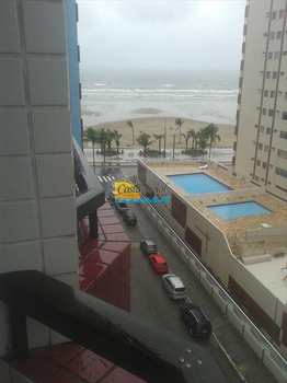 Apartamento, código 736700 em Praia Grande, bairro Guilhermina
