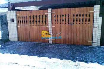 Casa, código 587400 em Praia Grande, bairro Ocian