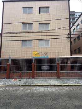Apartamento, código 439500 em Praia Grande, bairro Guilhermina