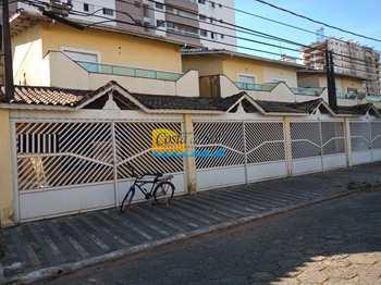 Sobrado, código 357500 em Praia Grande, bairro Guilhermina