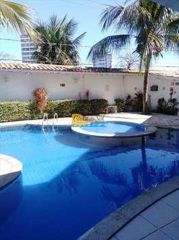 Casa de Condomínio, código 343900 em Praia Grande, bairro Canto do Forte