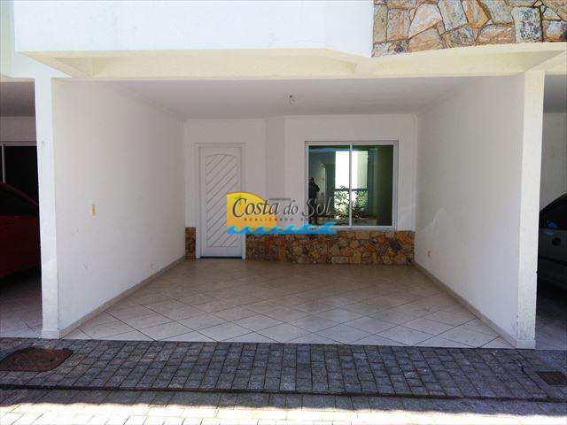 Casa de Condomínio em Praia Grande, no bairro Canto do Forte