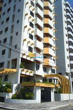 Apartamento, código 170200 em Praia Grande, bairro Guilhermina