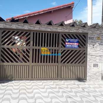 Casa em Praia Grande, bairro Nova Mirim