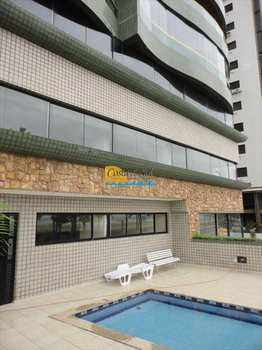 Apartamento, código 87501 em Praia Grande, bairro Aviação