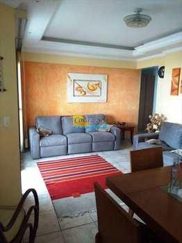 Apartamento, código 85400 em Praia Grande, bairro Guilhermina