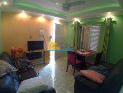 Apartamento, código 381 em Praia Grande, bairro Boqueirão
