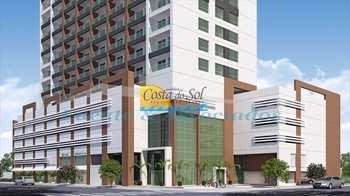 Sala Comercial, código 314 em Praia Grande, bairro Boqueirão