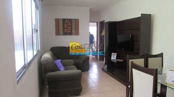 Apartamento, código 161 em Praia Grande, bairro Aviação