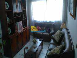 Apartamento, código 47 em Praia Grande, bairro Guilhermina