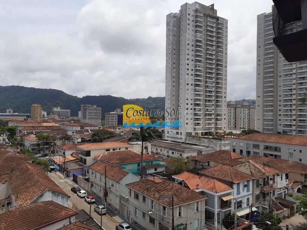 Sala Comercial em Santos, no bairro Vila Belmiro