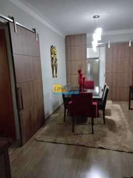 Apartamento, código 5124052 em Praia Grande, bairro Aviação