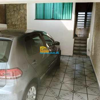 Casa em Santo André, bairro Campestre