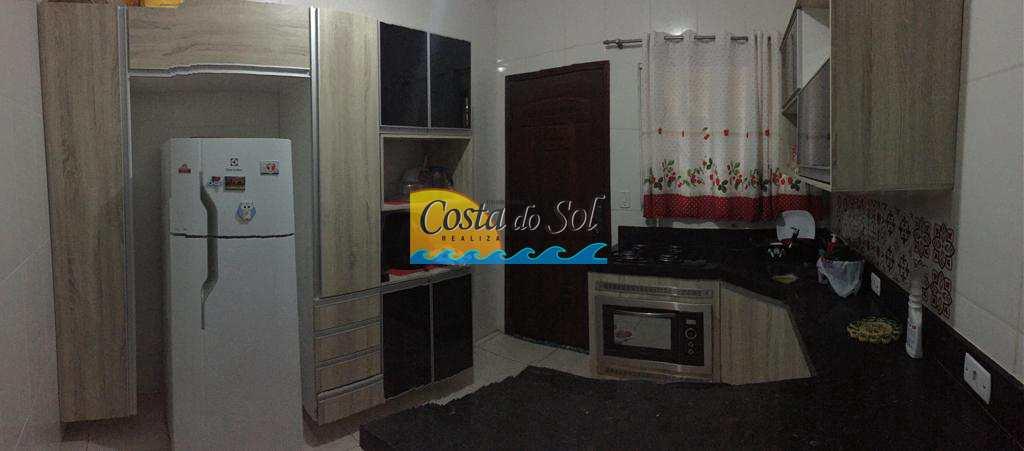 Casa de Condomínio em Praia Grande, no bairro Ribeirópolis