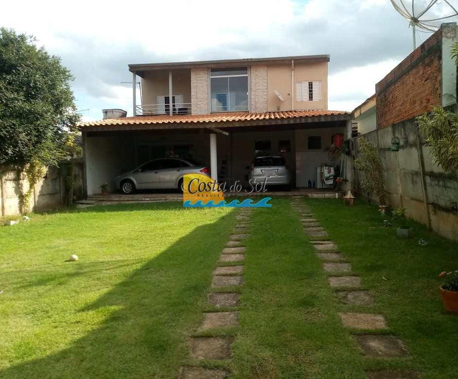 Casa em Americana, no bairro São Benedito