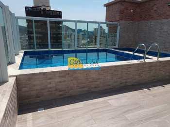 Apartamento, código 5124671 em Praia Grande, bairro Guilhermina