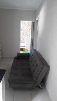 Kitnet, código 5125048 em Praia Grande, bairro Mirim