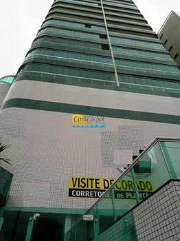 Apartamento, código 5125273 em Praia Grande, bairro Guilhermina