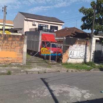 Terreno Comercial em Santos, bairro Rádio Clube