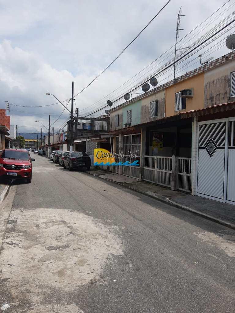 Casa de Condomínio em Praia Grande, no bairro Nova Mirim