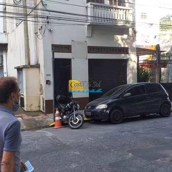 Sobreloja em Santos, bairro Centro