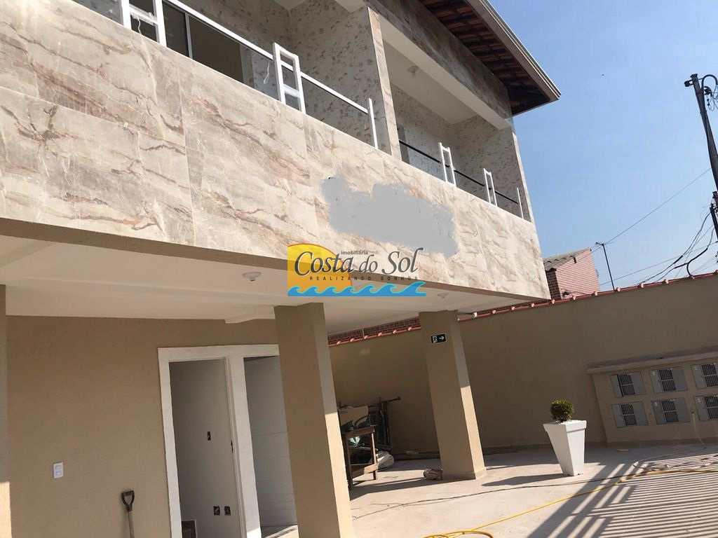 Casa em Praia Grande, no bairro Sítio do Campo