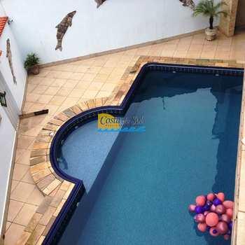 Casa em Praia Grande, bairro Vila Assunção