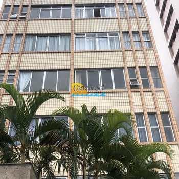 Kitnet em Santos, bairro Gonzaga