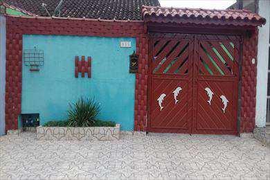 Sobrado, código 286400 em Mongaguá, bairro Balneário Regina Maria