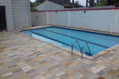 Apartamento, código 286200 em Mongaguá, bairro Vila Atlântica