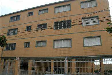 Apartamento, código 282700 em Mongaguá, bairro Balneário Itaóca