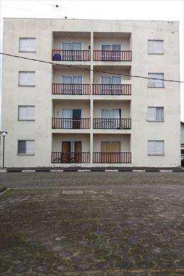 Apartamento, código 282500 em Mongaguá, bairro Vila Oceanopolis