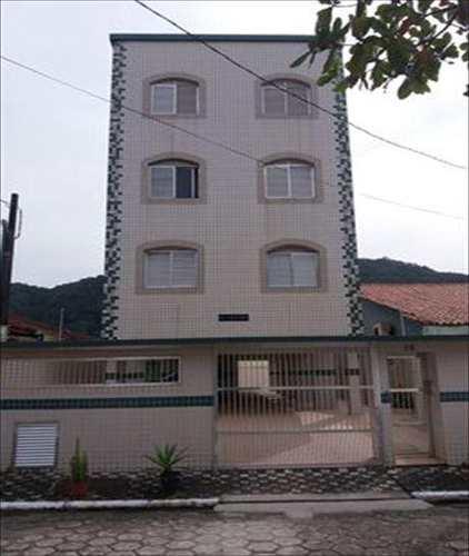 Apartamento, código 282300 em Mongaguá, bairro Centro