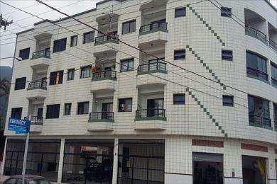 Apartamento, código 83701 em Praia Grande, bairro Solemar