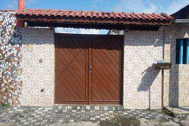 Casa, código 278400 em Mongaguá, bairro Vila Vera Cruz