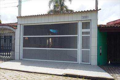 Casa, código 278300 em Mongaguá, bairro Balneário Palmeiras