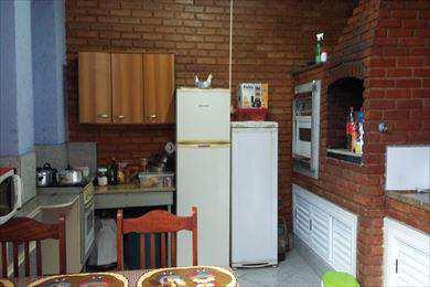 Casa em Mongaguá, no bairro Balneário Palmeiras