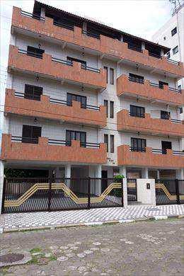Apartamento, código 277600 em Mongaguá, bairro Jardim Praia Grande