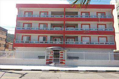 Apartamento, código 277000 em Mongaguá, bairro Centro