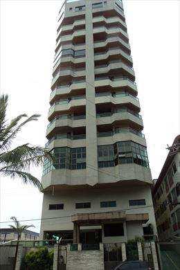 Apartamento, código 276800 em Mongaguá, bairro Centro