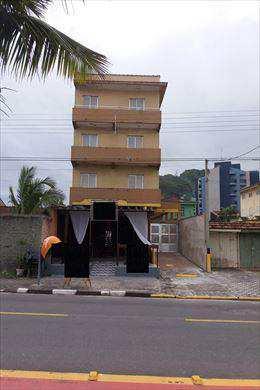 Apartamento, código 275100 em Mongaguá, bairro Jardim Marina